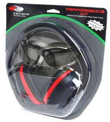 Radians Performance Kit Dark Smoke Lens, Black Frame SLRV0120