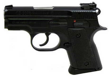 Pistol CZ USA 2075 RAMI RAMI 9mm Luger Luger, Black Polycoat 01750