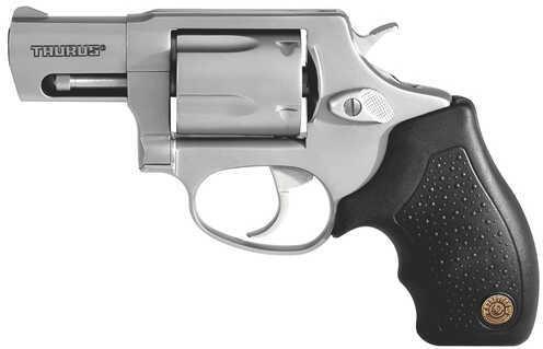 """Revolver Taurus M905 9mm Luger 2"""" Barrel 5 Round Stainless Steel 2905029"""