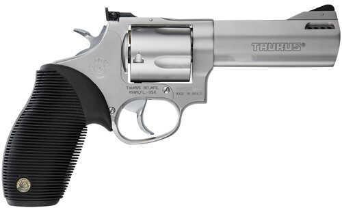 "Taurus M44 Tracker 44 Magnum 4"" Barrel 5 Round Adjustable Sight Stainless Steel Revolver    2440049TKR"