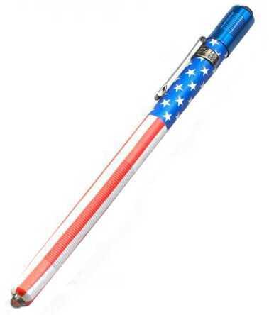 Streamlight Stylus US Flag Body/White LED 65080