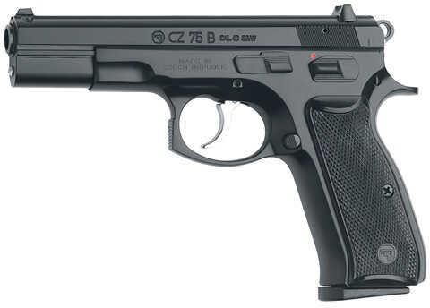 Pistol CZ USA 75B 40 S&W Black Polycoat, 10 Round 01120