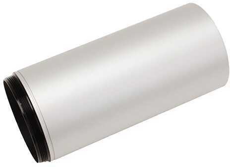 """Leupold Alumina Lens Shade 4"""" 40mm Silver 56191"""