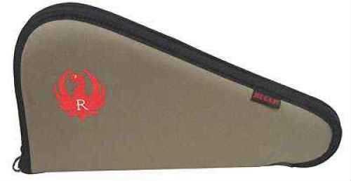 """Allen Cases Ruger by Allen Gun Cases 13"""" Embroidered Ruger Handgun Case, Taupe 27413"""