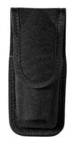 Bianchi 8007 PatrolTek OC/Mace Spray Pouch Black, Size Large 31306