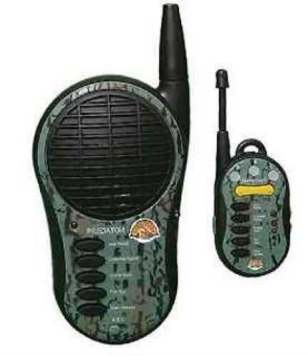 Cass Creek Game Calls Nomad MX3 Predator Call with Transmitter CC 938