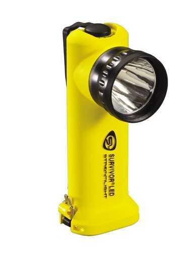 Streamlight Survivor LED Flashlight, (Yellow, Fast Charge) 90512