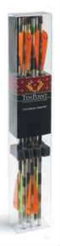 "TenPoint Crossbow Technologies XX75 Aluminum SuperBright 20"" Bolts (Per 6) HEA-002.6"