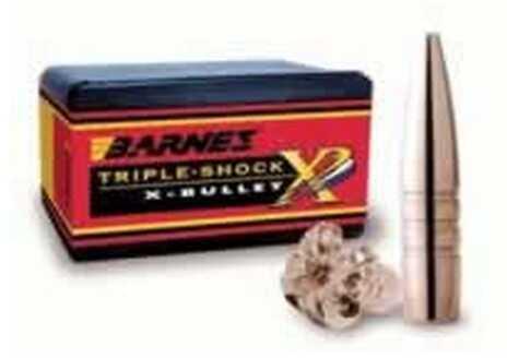 Barnes Bullets 9.3mm Caliber 286 Grain Triple Shok X Flat Base (Per 50) 36628