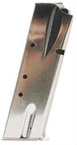 Mecgar Browning 13 Round Standard Nickel MGBRHP13N
