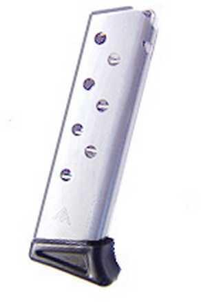 Mecgar Walther 8 Round Standard Nickel MGWPP32FRN