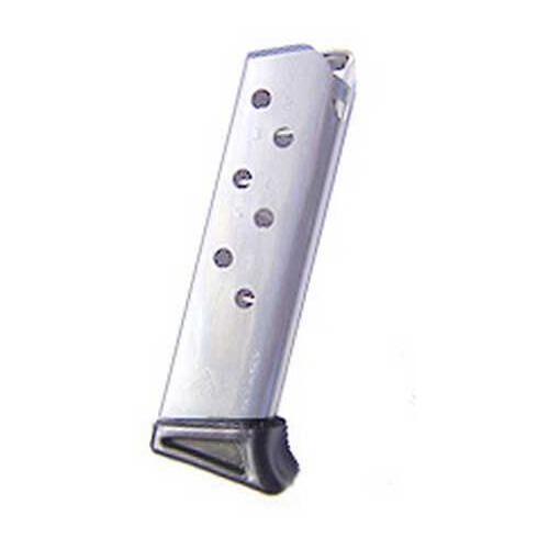 Mecgar Walther 7 Round Standard Nickel MGWPPKSFRN