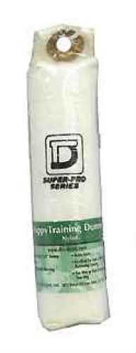 DT Systems Cordura Nylon Dummies Small, Bright White 84300