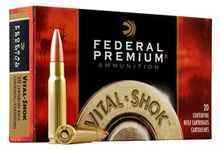 Federal Cartridge 338 Federal 338 Federal, 180gr, Nosler AccuBond, (Per 20) P338FA1