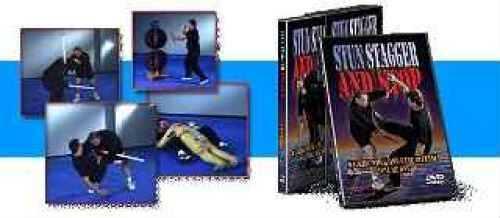Cold Steel Training DVD Stun, Stagger, Stop VDSC