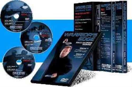 Cold Steel Training DVD Warrior's Edge Set VDWEP