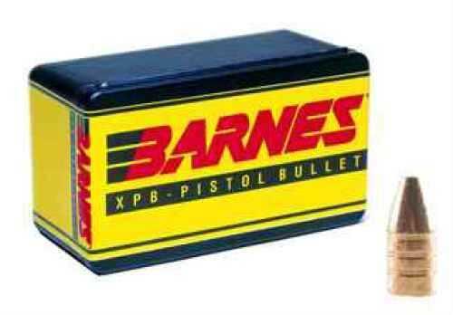 Barnes Bullets 460 Caliber 275 Grain X Pistol Bullet (Per 20) 45105