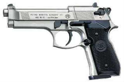 Umarex USA Beretta Pistol M92FS, CO2 Pistol, Nickel 2253001