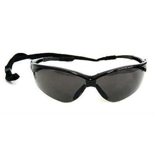 Radians Outback Glasses Smoke Lens, Black Frame OB0120CS