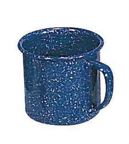 StanSport 10oz Royal Blue Enamel Coffee Mug