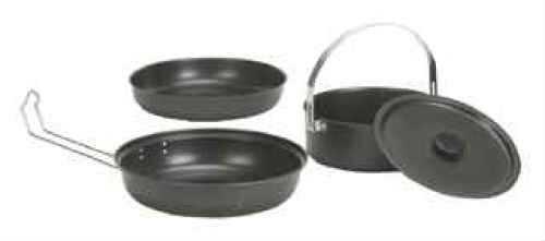Stansport Black Granite Mess Kit 360-20