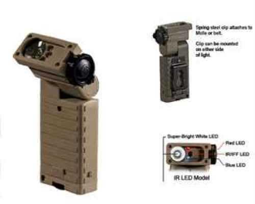 Streamlight Sidewinder IR LED, Coyote 14000