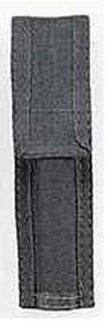 Uncle Mikes Cordura Mini-Lite Case w/ Flap Black 88671