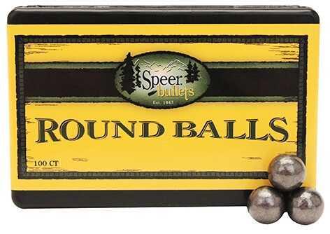 Speer Lead Round Balls .375 80 Gr (Per 100) 5113