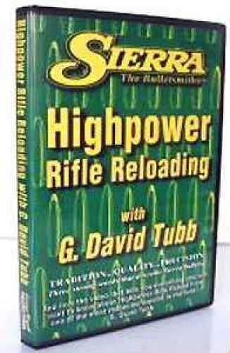 Sierra Reloading DVD Advanced Rifle 0099DVD