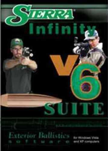Sierra INFINITY Ext Ballistic V6 Suite V6 0602