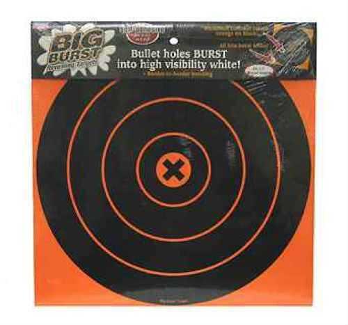 "Birchwood Casey Big Burst Targets 12"" Round Targets, (per 25) 36025"