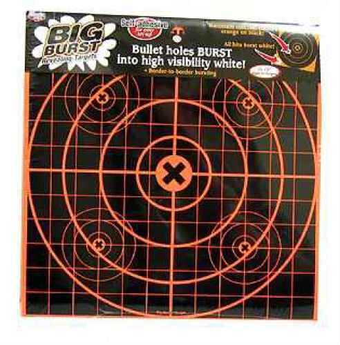 "Birchwood Casey Big Burst Targets 12"" Sight-In (per 25) 36225"