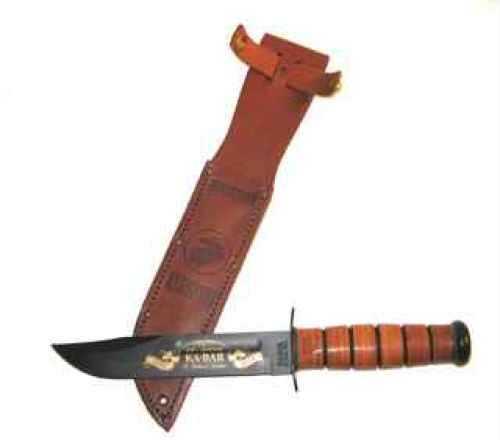 Ka-Bar Commemorative Knife 110th Anniversary USMC, Straight Edge 2-9159-3