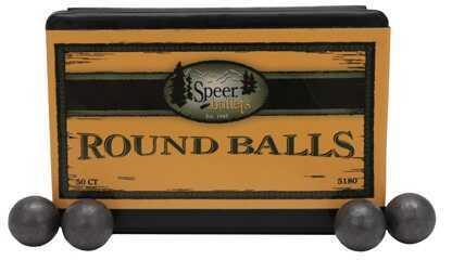 Speer Lead Round Balls .570 278 Gr (Per 50) 5180