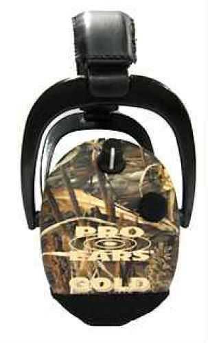 Pro Ears Stalker Gold Max 4HD, Camo GS-DSTL-CM4