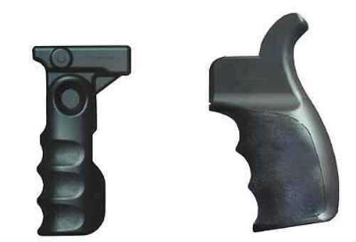 TacStar Industries AR-15 Front & Rear Tac Grip Set 1081125