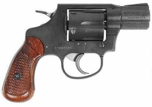 Revolver Rock Island Armory M206 38spl Spurless Matte Nickel 6rd