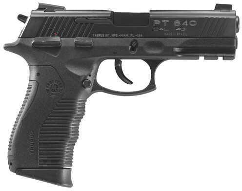 """Taurus M840 40 S&W 4"""" Barrel Blued 15 Round Semi-Auto Pistol 1840041"""