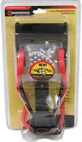 Marksman Beeman Laserhawk Folding Slingshot/Ammo Kit 3055K