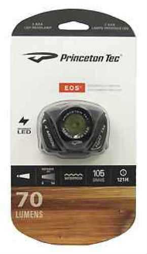 Princeton Tec EOS Headlamps Black EOSR-BK