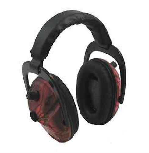 Pro Ears Predator Gold NRR 26 RT Pink Camo GS-P300-PC