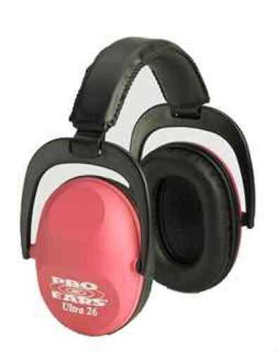 Pro Ears Ultra 26 NRR 26 Pink PE-26-U-P