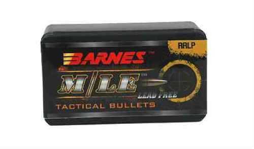 Barnes Bullets 223/5.56 Caliber Bullets .224 55gr Flat Base 223/5.56 (Per 100) 22414