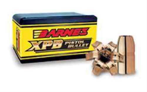 """Barnes Bullets Tac-XP .429"""" 200gr Flat Base 44 Special(Per 40) 42912"""