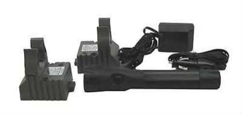 Streamlight PolyStinger DS LED Light, with 120 Volt AC/DC Fast Charger, 2 Holder 76835