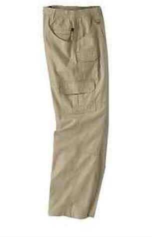 Woolrich Men's Light Weight Ripstop Pant 34x32 Khaki Md: 44441-KH-34X32