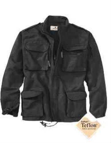 Woolrich Men's Algerian Jacket Black X-Large Md: 44449-BK-XL