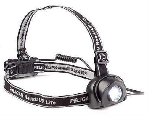 Pelican 2670 LED Rear Beacon Headlamp 2670-030-118