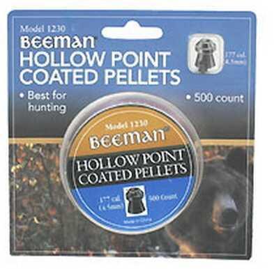 Beeman .177 Caliber Pellets Hollow Point, Per 500 1230