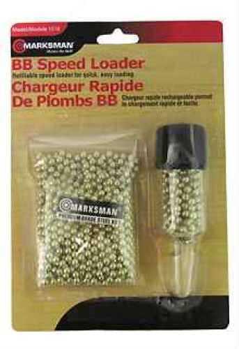 Marksman Beeman BB Speed Loader 177 Cal 1000 BBs 1510